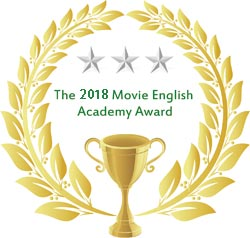 The 2018 Movie English Academy Award 画像
