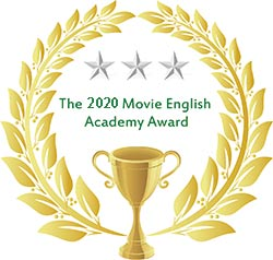 The 2020 Movie English Academy Award 画像